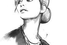 Draws/illustration
