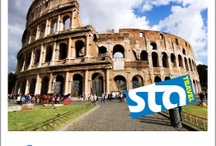 STA Travel - Culture / Ancient cities and beautiful monuments- a trip back in time to the former civilizations of Europe.  It's hard to pin just one civilization for each place, as all these sites are ancient and often changed hands through various ways into their current forms of statehood.  This selection has the sense of timelessness of place that I love about Europe; everyone makes their mark and everyone makes us who we are.