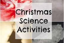 Winter STEM Activities! / Get in the holiday spirit with these fun & festive STEM activities.