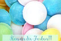 Farben Sulky Garne / Farbbedeutung, Farbenlehre
