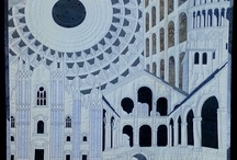 architectural quilts