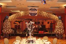 Eventos navideños / Te ayudamos a organizar tus reuniones navideñas empresariales / by ACEVENTOS
