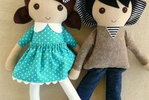 Sewing - Dolls and Animals
