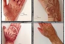 My hand draw