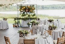 comedor boda