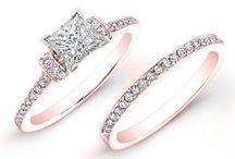 Diamonds / Diamonds are a girls Best friend and it's my birth stone