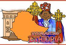 Homeschool Unit - Ethiopia