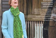 Indie Fiber Catalog #1 / These are the businesses represented in the first issue. Find out more at http://www.indiefibercatalog.com/join-us/   / by Cooperative Press