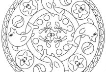 Colouring Pages / Printable coloring pages / by Debby Fernandez