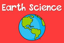 Earth Science / Materials to teach earth science