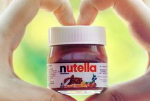 Nutella Needs It's Own Board! / by Jane Wolford