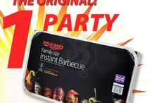 Bar-Be-Quick Barbecues & Charcoal / Our amazing products for you to see!