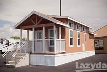 Park Homes / Park RV Homes from Lazydays in Tampa Florida and Tucson Arizona.