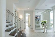 Flur Eingangsbereich / Eintreten und sich wohlfühlen, denn der Eingangsbereich ist die Visitenkarte Ihres Hauses. http://www.borsch-info.de/