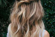 Tumblr hair girls