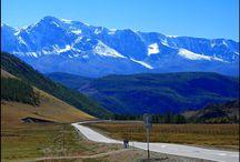 Алтайские горы, Горный Алтай.