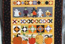 Fall quilting and crafts