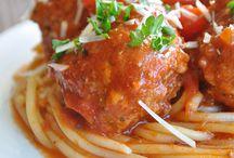 Italian and pasta