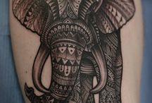 My tattoo work