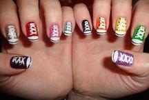 Finger Nails!