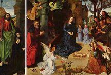 Hugo van der Goes ~ Gênios da pintura ~ Gótico