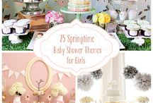 Baby Shower / by Faith Yarborough