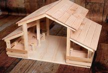 Holz bauen