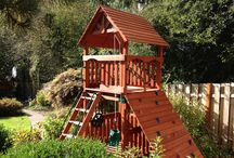 Play Structures / Time to play outside!!