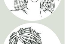 Drawing Hair / by Kate Palmer