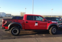 Ford F150 / by Long McArthur