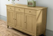Shaker Oak Range / Brand new versatile collection for your dining and living area as well occasional collection featuring long lasting durability and soft edges.This range is available in two different finishes Oak and Two Tone.