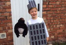 Children's fancy dress makes