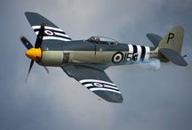 Hawker Sea Fury / Typhoon / Tempest