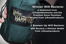 Free Hammock Giveaways! / This board will keep you updated when we find hammock giveaways!