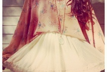 My style. / I love all style that I share on Pin.