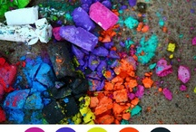 color palette / by Savannah Graham