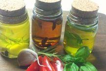 Aceites aromáticos y varios