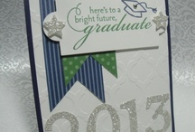 Stampin Up! Graduation / by Heidi Andrist
