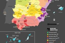 Wine regions / Maps pictures and info from the wine regions we showcase for our monthly focus