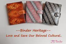 Binder Customize