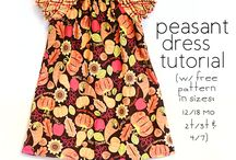 Sewing patterns / by Hali Hamilton