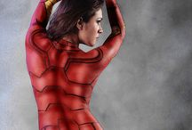Body Paint / by Baikel Rodriguez
