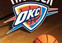 OKC Thunder  。Squad Up / by Kenna Ruschmeyer