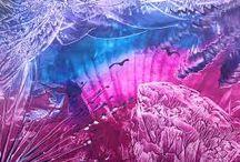 Encaustic art / malování voskem....úžasný relax