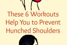 Workout for better posture