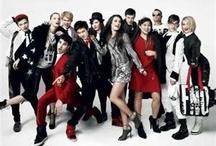 Glee / by Zanna Fung