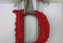 Wreaths / by Michelle Scavello Beckman