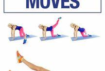 Gimnastyka / Ćwiczenia