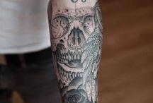 M Tattoo Ideas