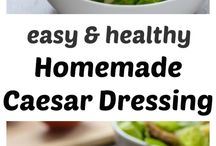 Dressing and Sauces